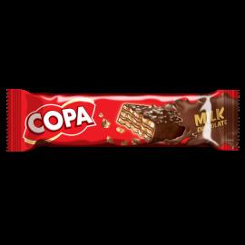 شکلات با مغز ویفر